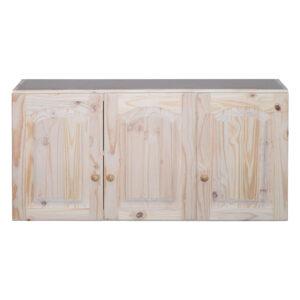 1200 - Wall Unit - Raw - Budget Kitchen