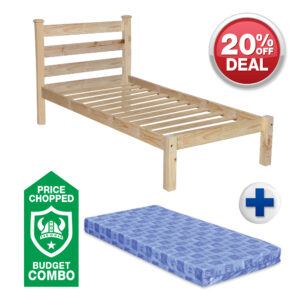 Single Connor Bed Budget - Combo