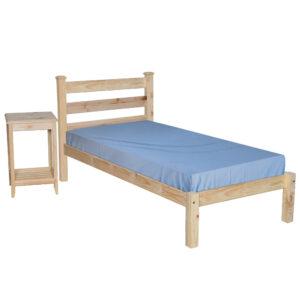 Connor - Three Quarter - Bed
