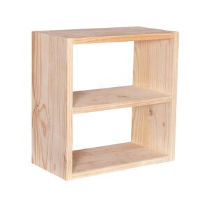Basic Cube - 1 Shelf - 400 x 400 x 140