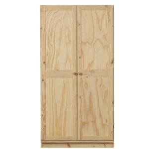 Detroit Wardrobe - 2 Door
