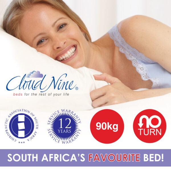 Cloud Nine - Medi Rest - Double Mattress