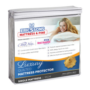 Cloud Nine - Quilted Mattress Protector