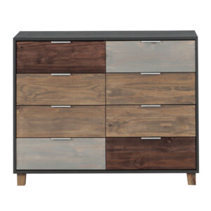 Chest of Drawers - 8 Drawer Everest Chest
