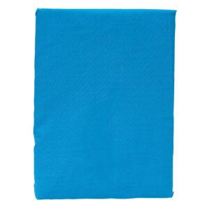 Fitted Sheet Aqua Blue