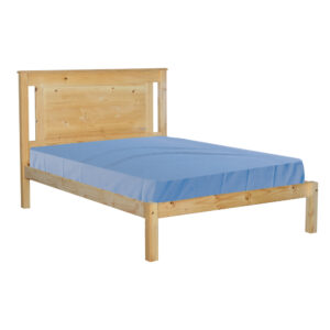 Flat Top Solid - Double Bed