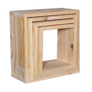 Basic Cube - Set of 4