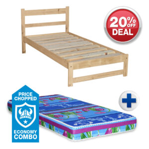 Single Economy Bed Combo