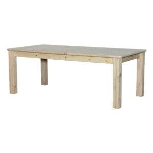 2100 x 1030 Table Thick Square Legs