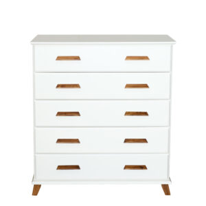 Zia - Chest Of Drawer - 5 Drawer