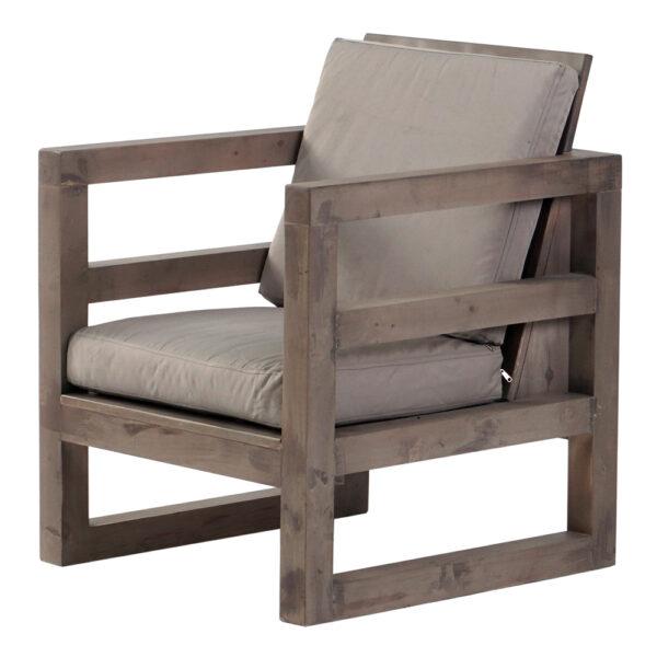 Patio 1 Seater Mink